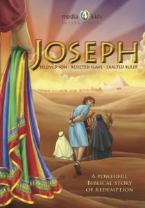 Joseph DVD cover
