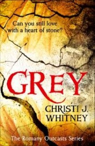 Grey by Christ J. Whitney